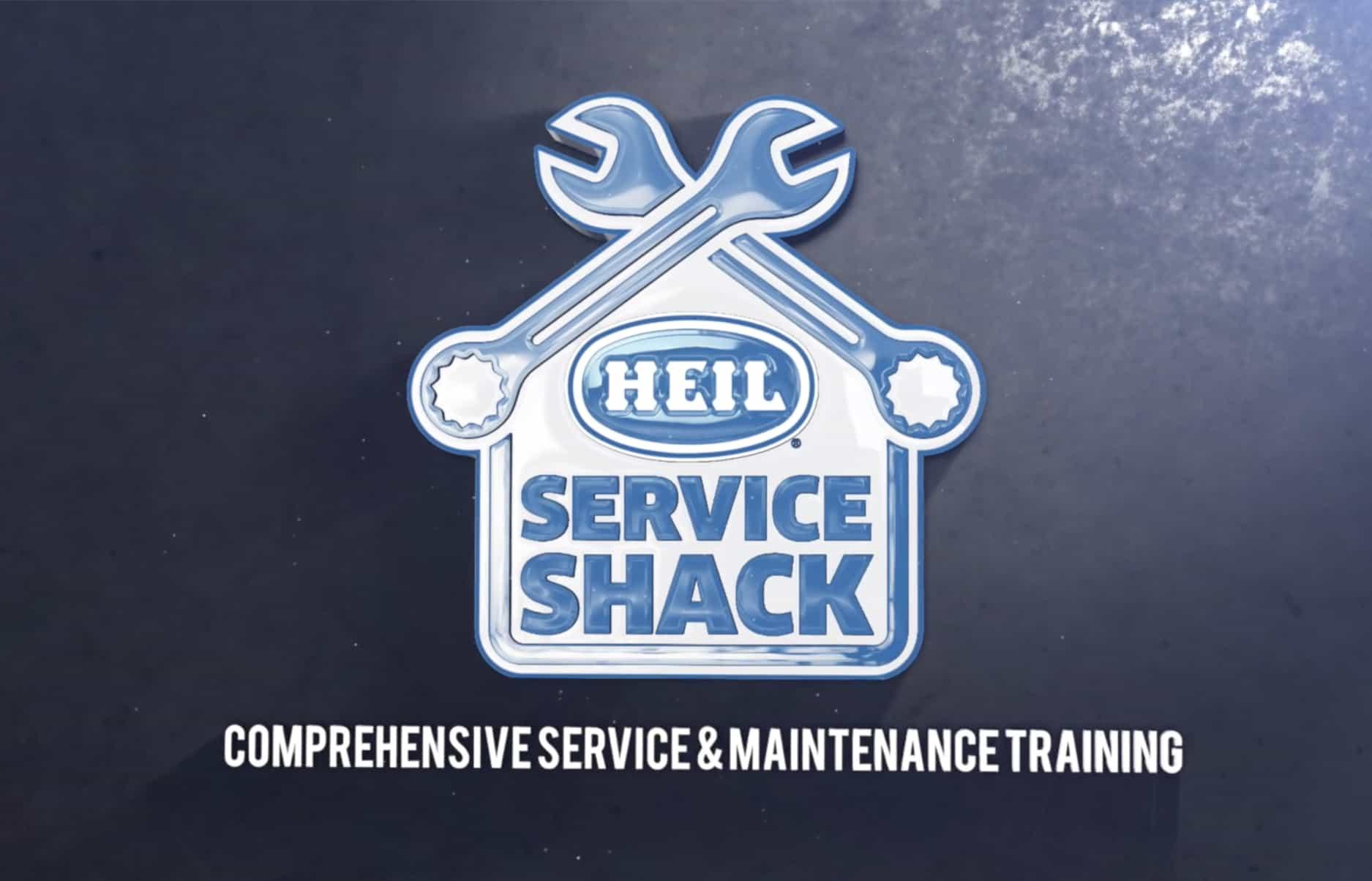 Heil Service Shack Garbage Truck Videos