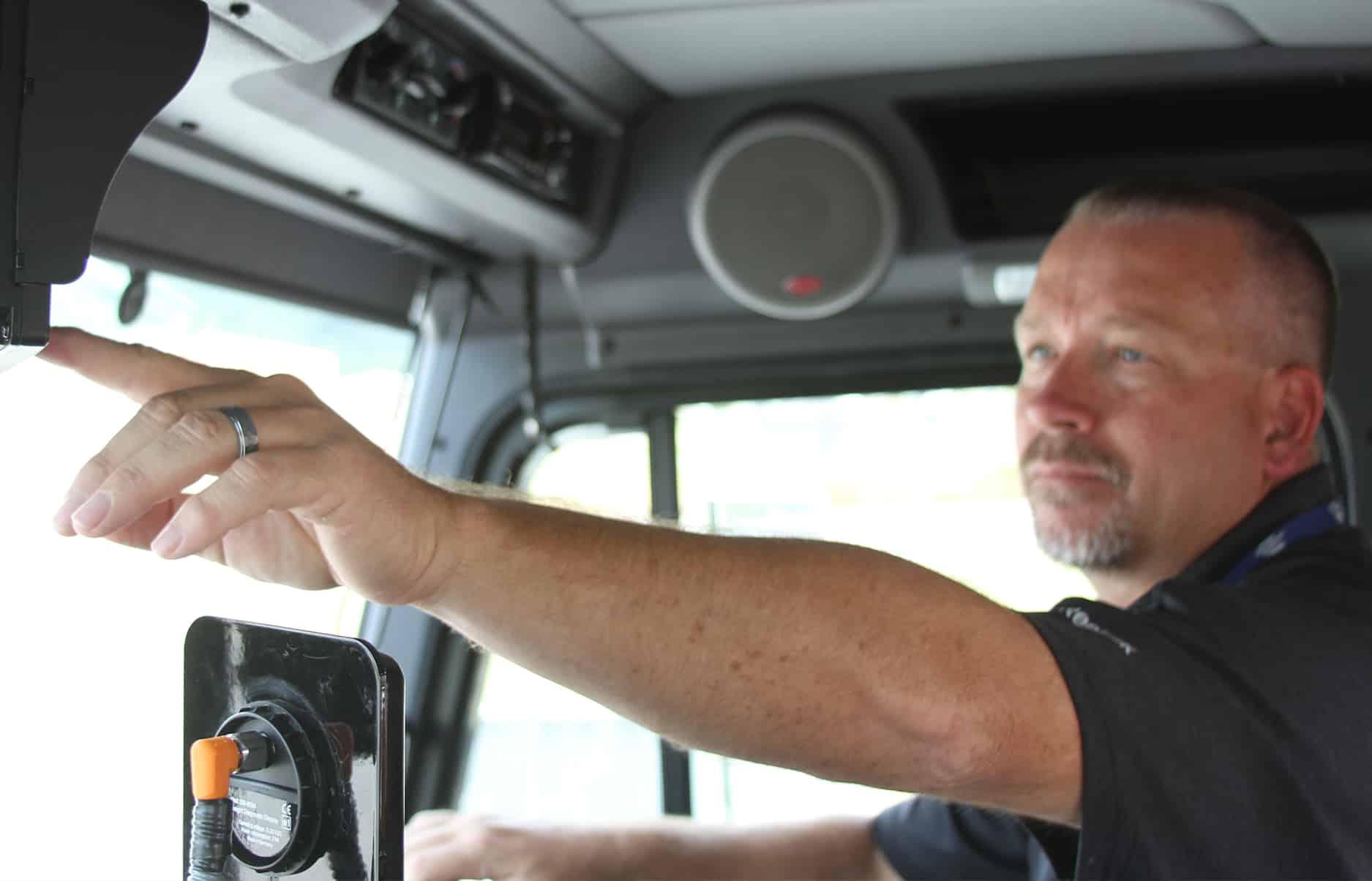 3rd Eye Truck Camera Systems
