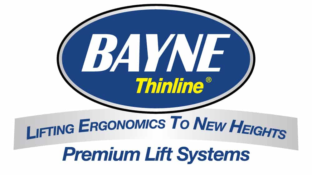 Bayne Premium Thinline Automated Lifters