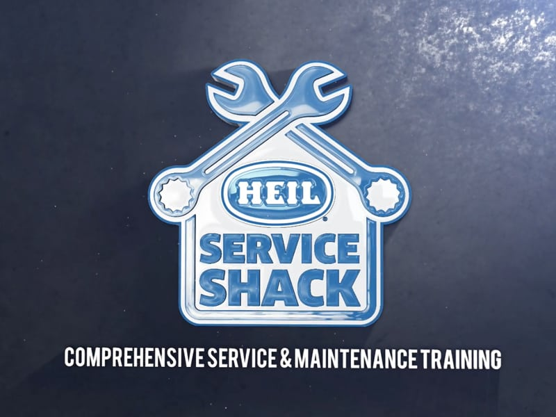 Heil Debuts The Service Shack™ Video Series For Garbage Truck Fleets