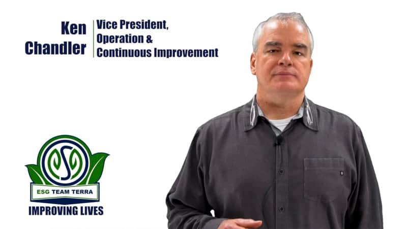ESG Team Terra Improving Lives Video Thumbnail