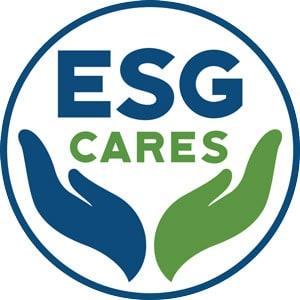 ESG Cares Logo