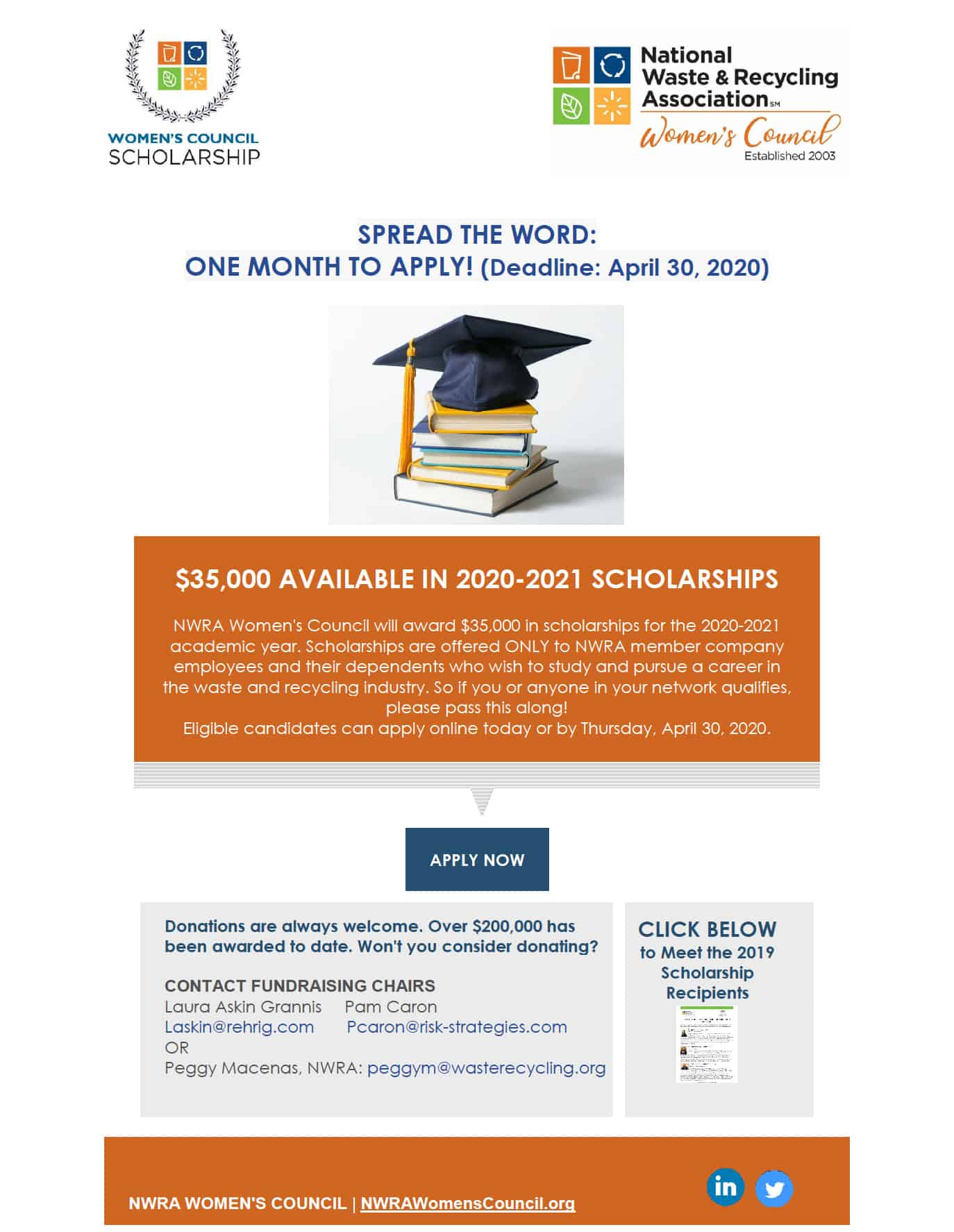 Waste Industry Scholarships