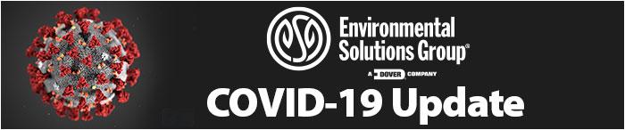 ESG Company COVID-19 Updates