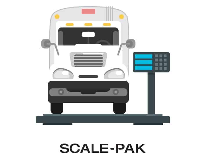 Scale-pak